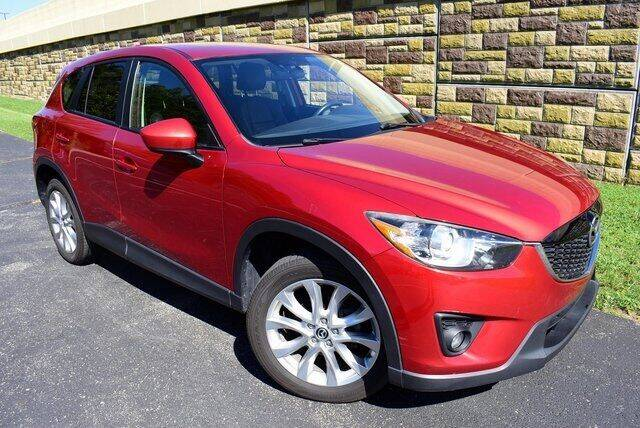 2015 Mazda CX-5 for sale in Greenwood, IN