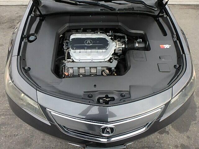 2012 Acura TL 4dr Sedan w/Technology Package - Bronx NY