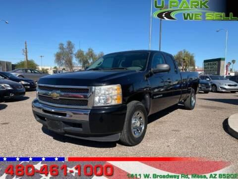 2010 Chevrolet Silverado 1500 for sale at UPARK WE SELL AZ in Mesa AZ