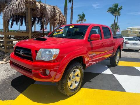 2007 Toyota Tacoma for sale at D&S Auto Sales, Inc in Melbourne FL
