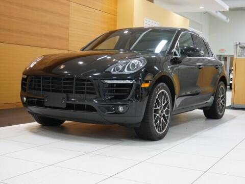 2016 Porsche Macan for sale at Porsche North Olmsted in North Olmsted OH
