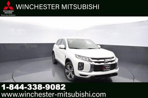 2020 Mitsubishi Outlander Sport for sale at Winchester Mitsubishi in Winchester VA