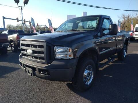 2007 Ford F-250 Super Duty for sale at P J McCafferty Inc in Langhorne PA