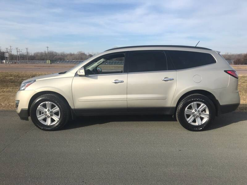 2014 Chevrolet Traverse for sale at Whi-Con Auto Brokers in Shakopee MN