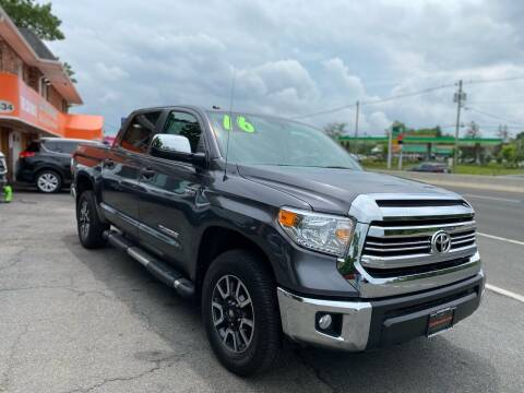 2016 Toyota Tundra for sale at Bloomingdale Auto Group - The Car House in Butler NJ