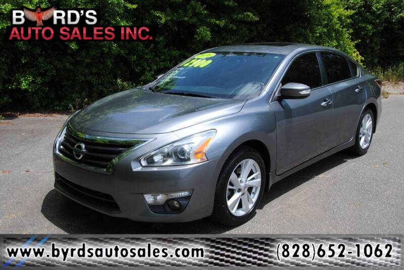 2015 Nissan Altima for sale at Byrds Auto Sales in Marion NC