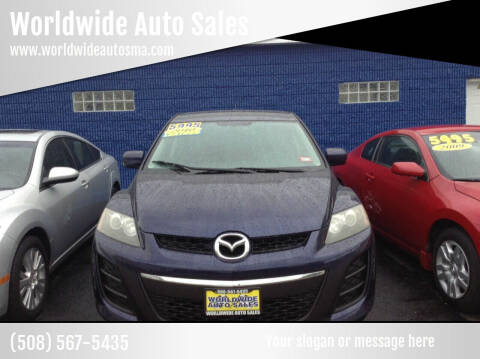 2010 Mazda CX-7 for sale at Worldwide Auto Sales in Fall River MA