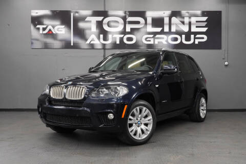 2011 BMW X5 for sale at TOPLINE AUTO GROUP in Kent WA