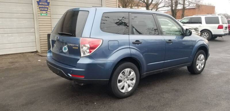 2010 Subaru Forester for sale at Roy's Auto Sales in Harrisburg PA