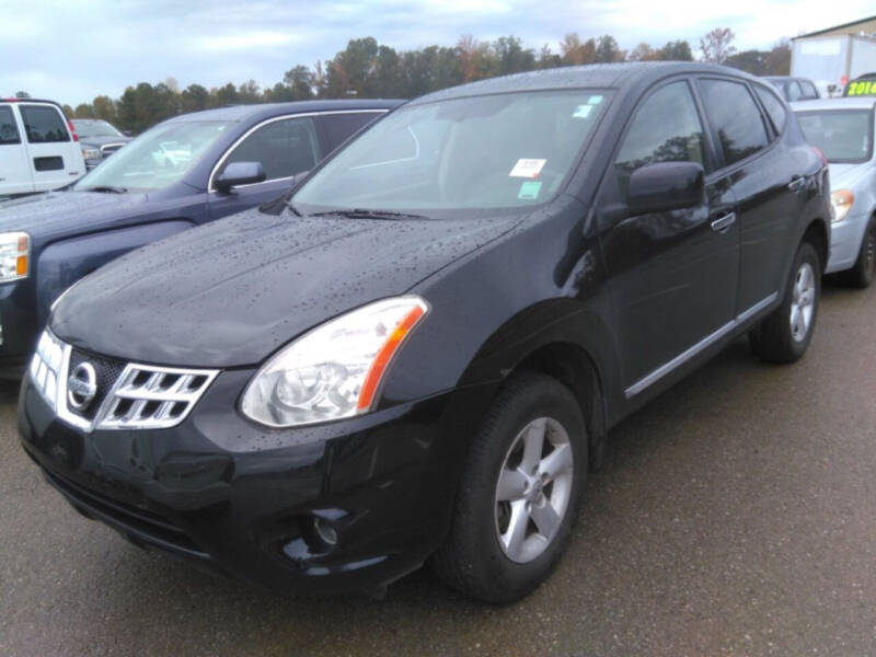 2013 Nissan Rogue for sale at Nelivan Auto in Orlando FL