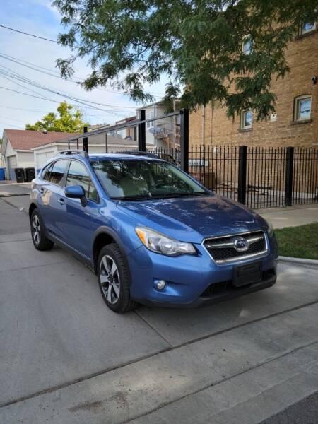 2015 Subaru XV Crosstrek for sale at MACK'S MOTOR SALES in Chicago IL