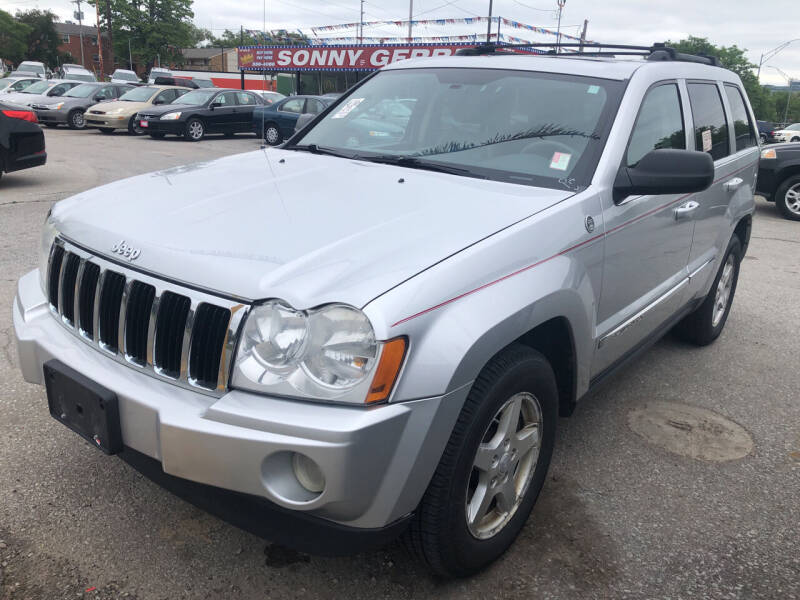 2006 Jeep Grand Cherokee for sale at Sonny Gerber Auto Sales in Omaha NE