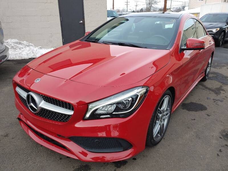 2019 Mercedes-Benz CLA for sale at Auto Direct Inc in Saddle Brook NJ
