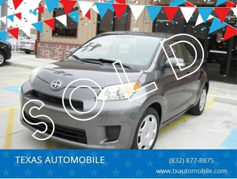 2008 Scion xD for sale at TEXAS AUTOMOBILE in Houston TX