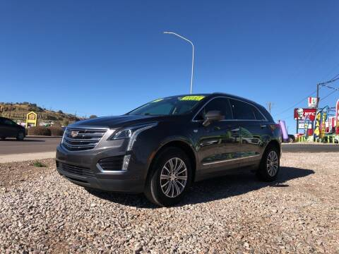 2017 Cadillac XT5 for sale at 1st Quality Motors LLC in Gallup NM