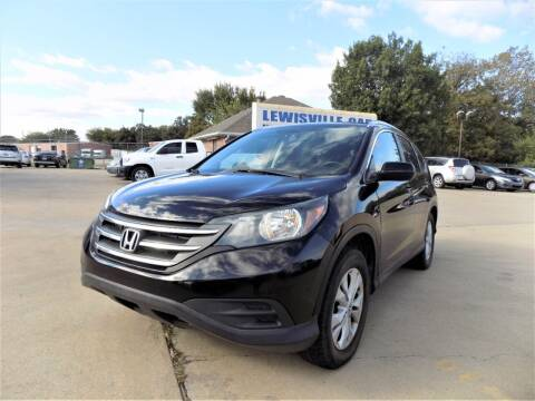 2013 Honda CR-V for sale at Lewisville Car in Lewisville TX