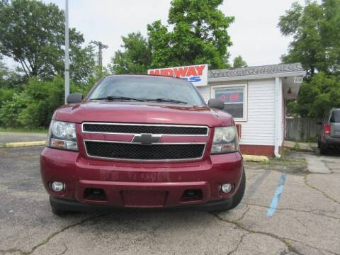 2007 Chevrolet Avalanche for sale at Midway Cars LLC in Indianapolis IN