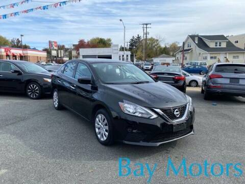 2017 Nissan Sentra for sale at Bay Motors Inc in Baltimore MD
