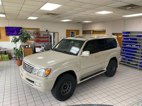 2006 Lexus LX 470 for sale at 4X4 Rides in Hagerstown MD