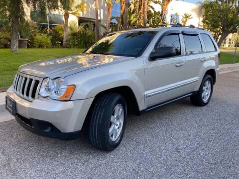 2010 Jeep Grand Cherokee for sale at Donada  Group Inc in Arleta CA