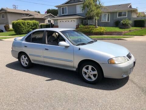 2002 Nissan Sentra for sale at Carmelo Auto Sales Inc in Orange CA