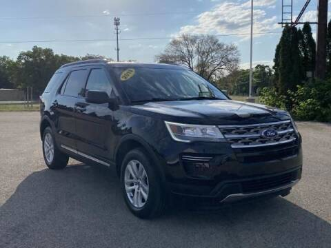 2018 Ford Explorer for sale at Betten Baker Preowned Center in Twin Lake MI