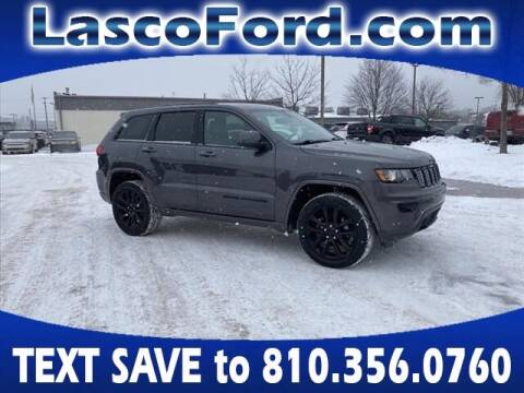 2018 Jeep Grand Cherokee for sale at Lasco of Grand Blanc in Grand Blanc MI
