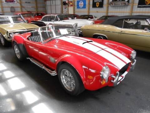 1993 Shelby Cobra for sale at Classic Car Deals in Cadillac MI