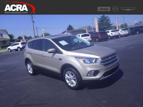 2017 Ford Escape for sale at BuyRight Auto in Greensburg IN