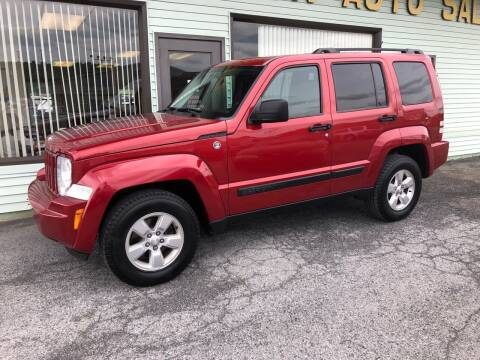2010 Jeep Liberty for sale at Superior Auto Sales in Duncansville PA