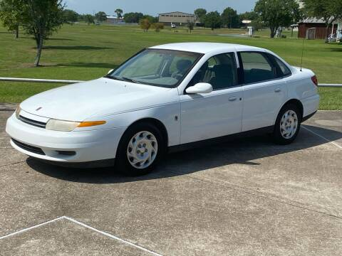 2000 Saturn L-Series for sale at M A Affordable Motors in Baytown TX