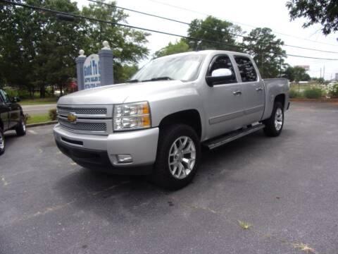 2013 Chevrolet Silverado 1500 for sale at Good To Go Auto Sales in Mcdonough GA