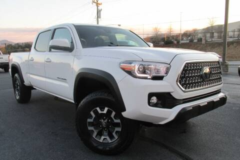 2019 Toyota Tacoma for sale at Tilleys Auto Sales in Wilkesboro NC