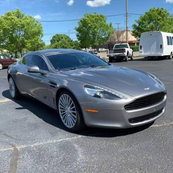 2011 Aston Martin Rapide for sale at Team One Motorcars, LLC in Marietta GA