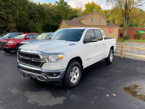 2020 RAM Ram Pickup 1500 for sale at Bluebird Auto in South Glens Falls NY