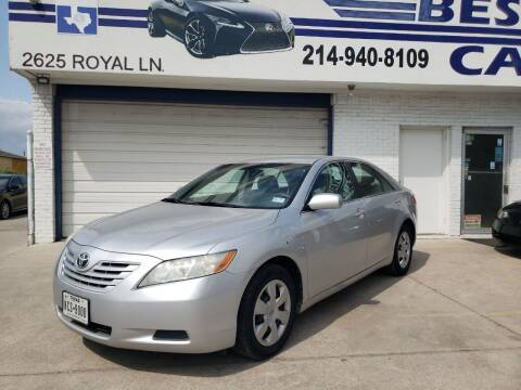 2009 Toyota Camry for sale at Best Royal Car Sales in Dallas TX
