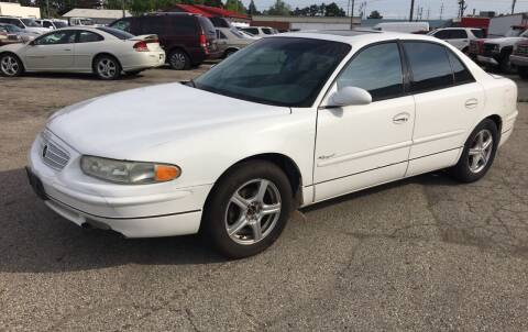 1998 Buick Regal for sale at Bob Fox Auto Sales in Port Huron MI