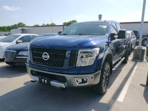 2017 Nissan Titan XD for sale at Excellence Auto Direct in Euless TX