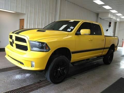 2014 RAM Ram Pickup 1500 for sale at Elvis Auto Sales LLC in Grand Rapids MI