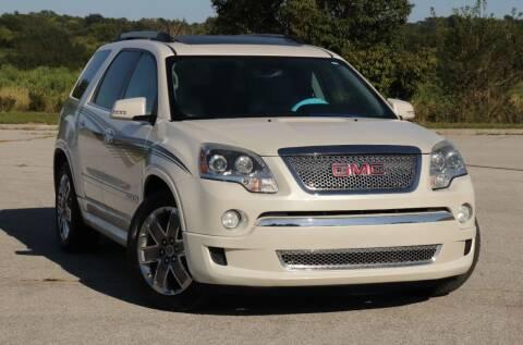 2011 GMC Acadia for sale at Big O Auto LLC in Omaha NE