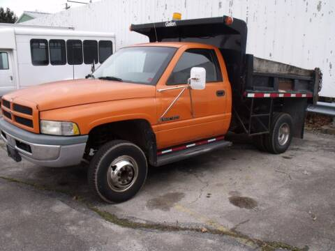 1999 Dodge Ram Pickup 3500 for sale at Dendinger Bros Auto Sales & Service in Bellevue OH