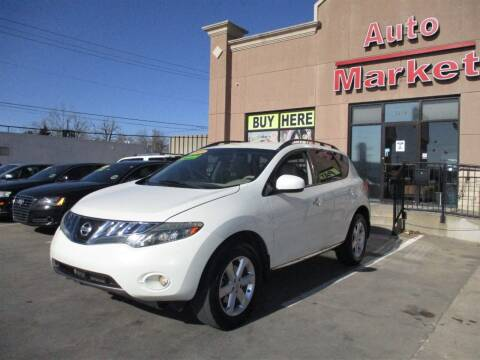 2009 Nissan Murano for sale at Auto Market in Oklahoma City OK