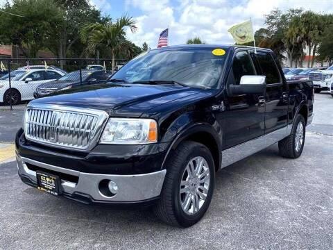 2007 Lincoln Mark LT for sale at EZ Own Car Sales of Miami in Miami FL