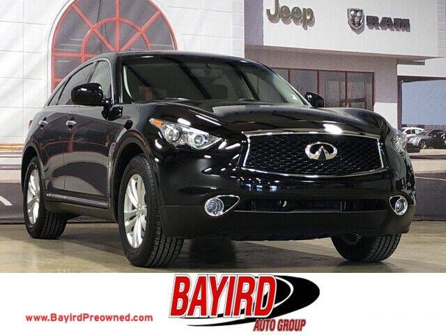2017 Infiniti QX70 for sale at Bayird Truck Center in Paragould AR