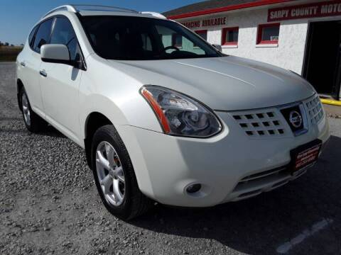2010 Nissan Rogue for sale at Sarpy County Motors in Springfield NE