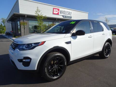 2016 Land Rover Discovery Sport for sale at Wholesale Direct in Wilmington NC