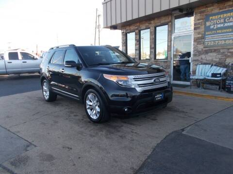 2014 Ford Explorer for sale at Preferred Motor Cars of New Jersey in Keyport NJ