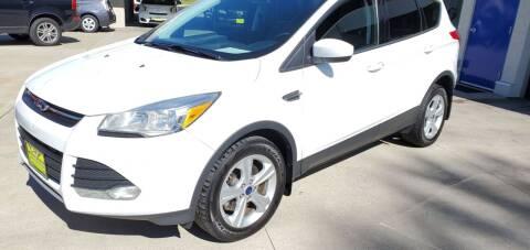 2014 Ford Escape for sale at City Auto Sales in La Crosse WI