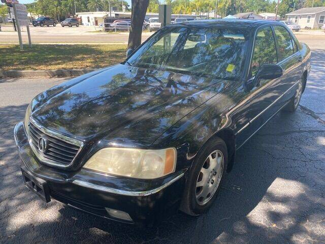 2004 Acura RL for sale at Florida Prestige Collection in Saint Petersburg FL