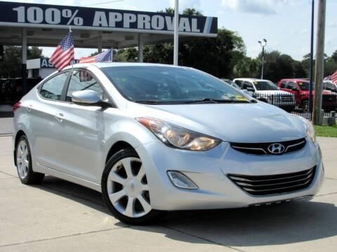 2013 Hyundai Elantra for sale at Orlando Auto Connect in Orlando FL